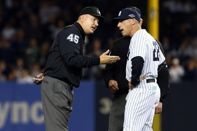 Yankees' Girardi Calls for More Instant Replay