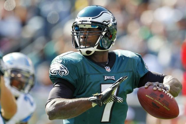 Breaking Down Michael Vick's Career Consistency Problems