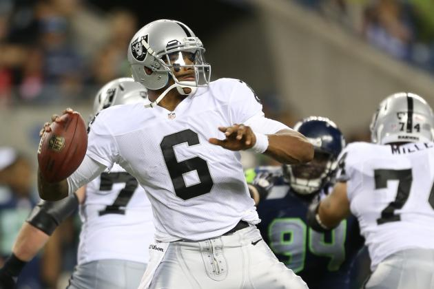 Oakland Raiders: Foolish to Assume Terrelle Pryor Can Turn the Tide