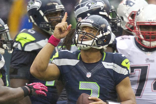 Seattle Seahawks: Russell Wilson Throwing Winning Touchdown Redeems His Image
