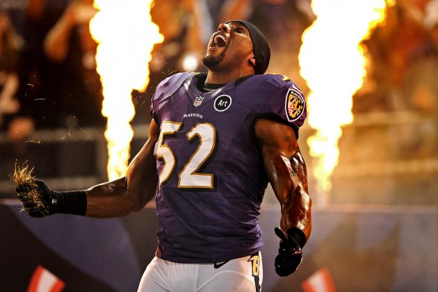 Ray Lewis: Ravens Will Struggle Without Star LB in Lineup