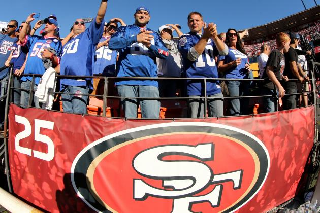 Football Fan Stabbed in Candlestick Park Attack