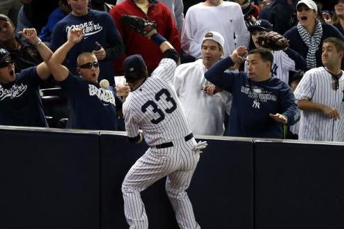 Swisher Says Yankees Fans Got Under His Skin