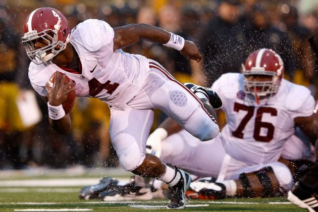SEC Football: How Did Conference Fare in First BCS Standings?