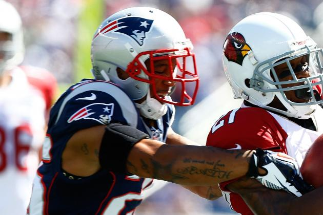 Injury Notes on Brandon Lloyd, Patrick Chung and Matthew Slater
