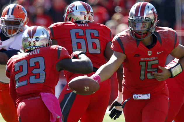 Rutgers Escapes with Hard-Fought Victory over Syracuse, 23-15, to Stay Unbeaten