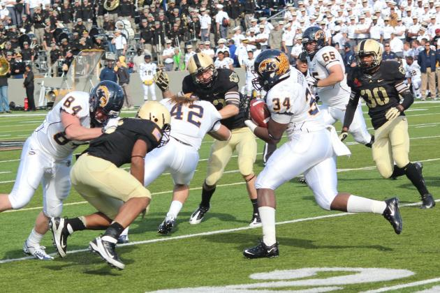 Army Football: Kent State Uses Speed and Size to Defeat Army 31-17