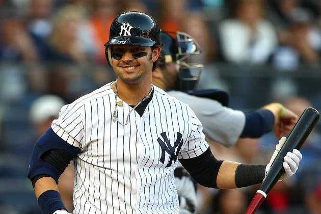 Annual New York Yankee Underachiever Nick Swisher Doesn't Like Your Boos