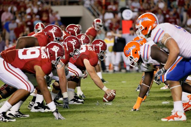 Alabama vs. Florida: How Likely Is a BCS Championship Matchup?