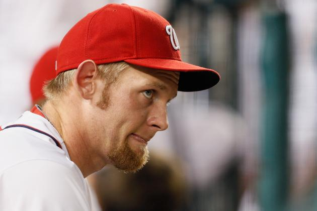 MLB Playoffs 2012: The Washington Nationals Needed Stephen Strasburg