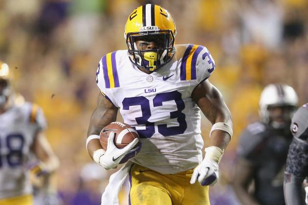 Breaking Down LSU's Spot in the BCS Rankings