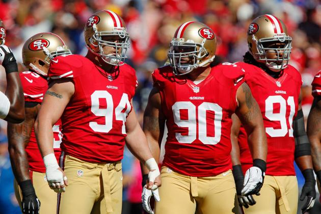 Giants vs. 49ers: San Francisco's Anemic Pass Rush Rears Its Ugly Head Yet Again