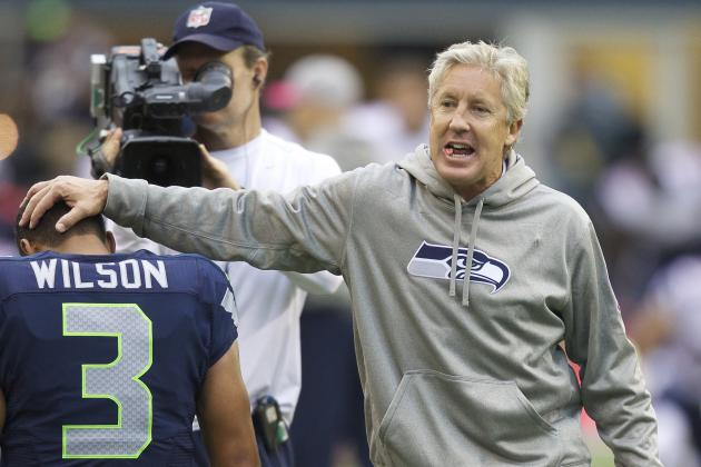 With Offense and Defense in Sync, Carroll Sets Seahawks to Dissolve Memories