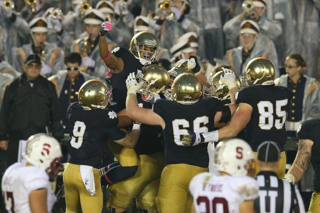 BCS: Breaking Down the Top 5, Should Notre Dame Be Higher?