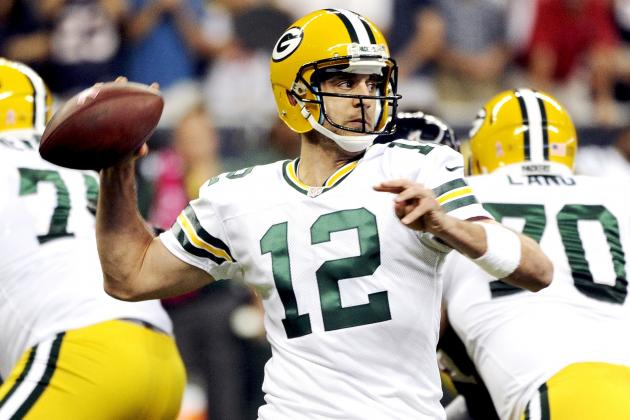 Packers vs. Texans: Rodgers and the Packers Tell Media 'Shhhhh...' with Big Win