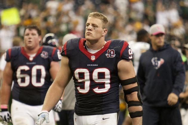 Why It's Foolish to Write Off Houston Texans After Sunday Night Loss to Packers