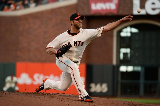 Madison Bumgarner: SF Giants Starter Continues Late-Season Collapse in NLCS