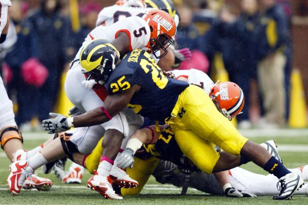 Michigan Wolverines: After Shutting out Illinois, Is the Michigan Defense Back?