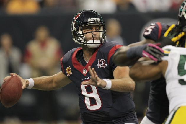 Buying or Selling Houston Texans as AFC's Top Team After Loss to Packers