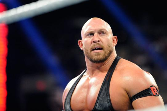 WWE: Goldberg vs. Ryback War of Words Doesn't Pass the Smell Test