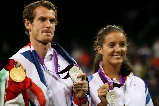 Murray, Watson and Robson See British Tennis Return to Winning Ways