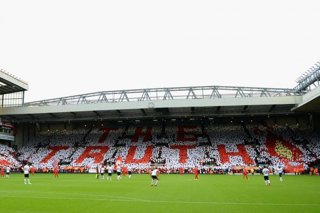 Liverpool Announce £152m Plan to Re-Develop Anfield