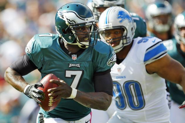 The Michael Vick Experience in Philadelphia May Be Falling Apart for Good