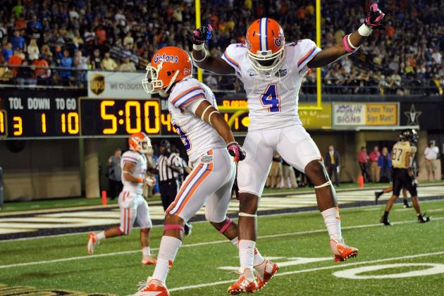 Florida Football: Previewing Most Important Matchups on Gators Schedule
