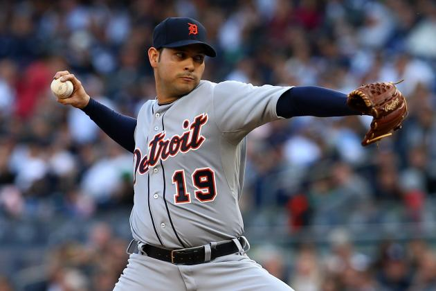 MLB Free Agency: Anibal Sanchez Stock Rising with Strong Playoff Performances