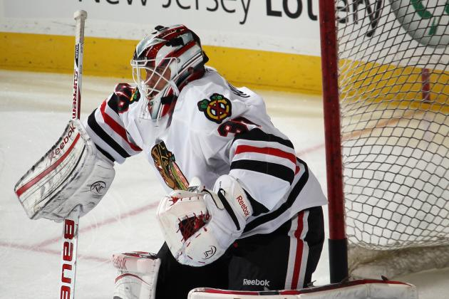 Chicago Blackhawks Farm Report: Rockford IceHogs Drop a Pair to Open Season