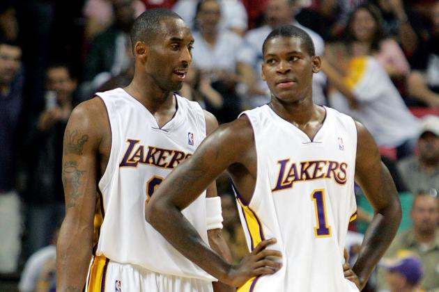Kobe Bryant: Feud with Smush Parker Presents Difficulty of Being NBA Alpha Dog