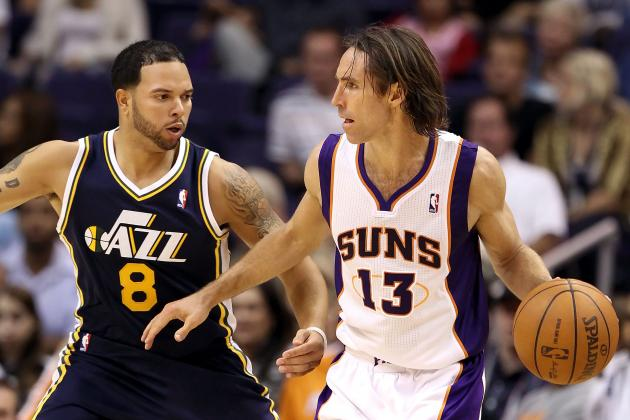 Why L.A. Lakers Made Right Choice Getting Steve Nash over Deron Williams
