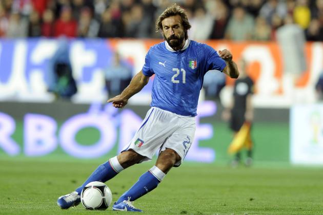 Italy vs. Denmark: Date, Time and Preview of 2014 World Cup Qualifier