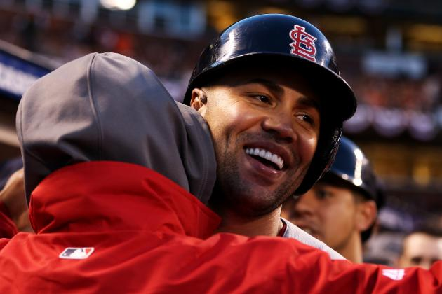 Beltran Relishing Postseason Glory