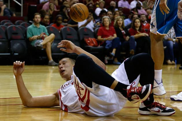 Houston Rockets Questioning Jeremy Lin's Rehab Effort