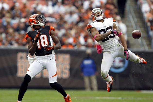 Energized Joe Haden Brings Life to Defense in Return from Suspension