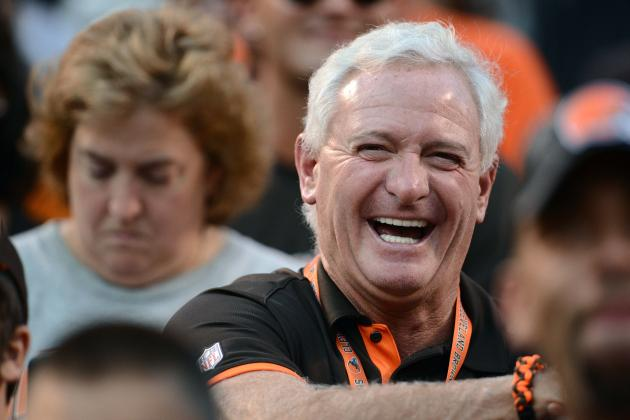 End of Streak Rings in Haslam Era for Browns