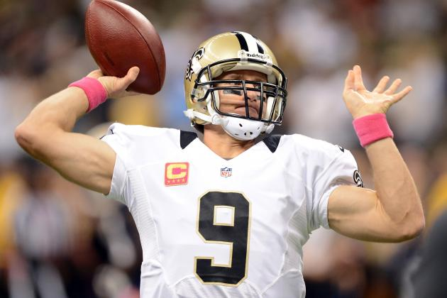 2012 Fantasy Football Quarterback Rankings – NFL Week 7