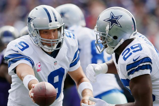 Dallas Cowboys: Injuries, Mistakes Lead to 2-3 Start