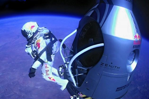 Felix Baumgartner Jump: Free Fall from Space is Most Courageous Feat in Years
