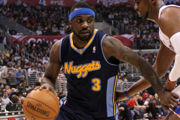 Latest on Negotiations Between Lawson, Nuggets