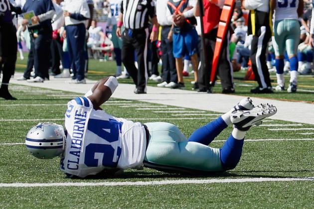 Morris Claiborne Injury Won't Affect Dallas Cowboys Defense