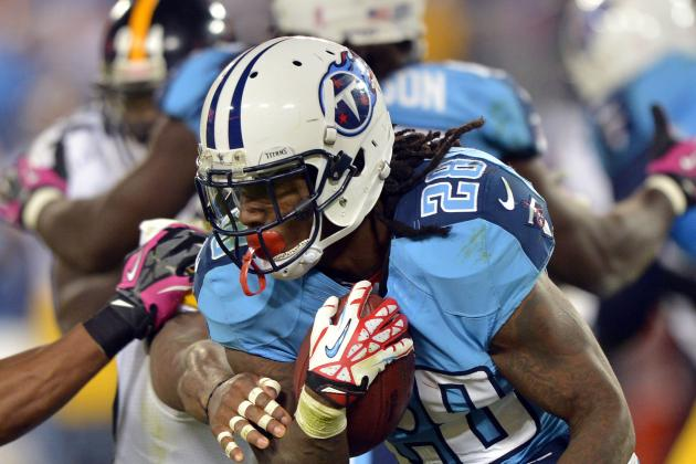 Tennessee Titans Encouraged Offense Is Improving
