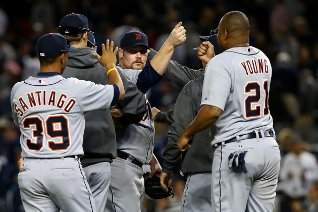 2012 ALCS: Burning Questions After Game 2