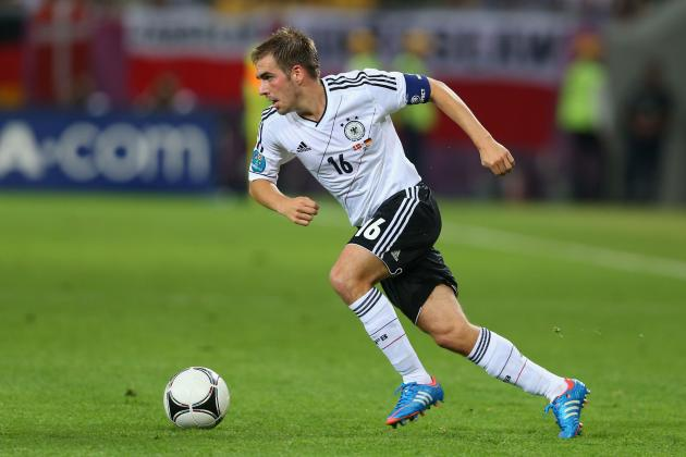 Germany vs. Sweden: Philipp Lahm Will Be Difference-Maker for Germany