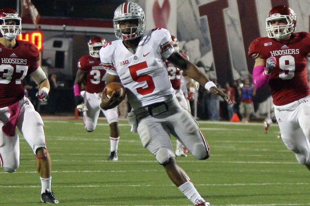 Why the Ohio State Buckeyes Should Be Worried After Narrowly Beating Indiana