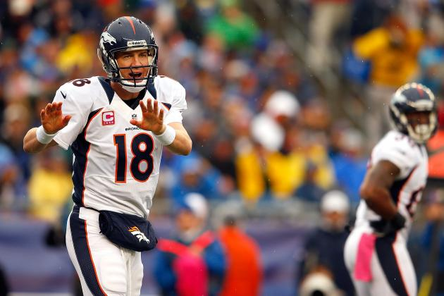 Chargers Run a Peyton Manning Simulation