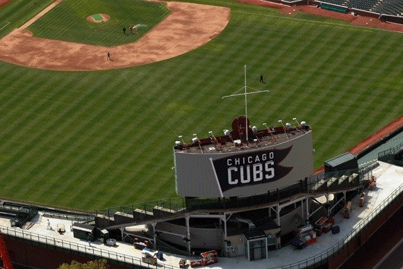 Cubs Fire Traveling Secretary After 20 Years