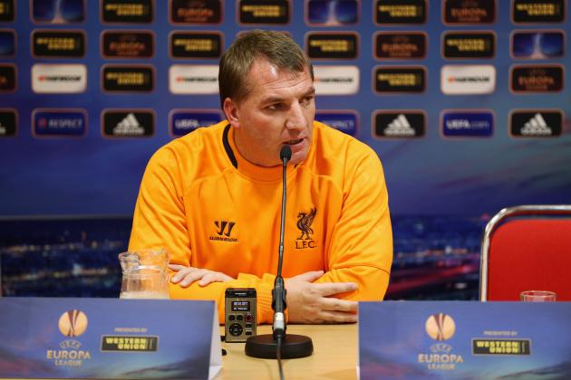 Liverpool Transfer News: Brendan Rodgers Must Make Big Splash in January Window