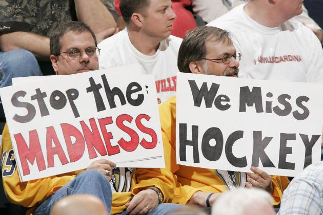 NHL Lockout: Missing Entire Season Would Be a Slap in the Face to Fans